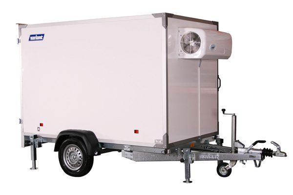 Freezer trailer 1315 F2 (9x6 FT)