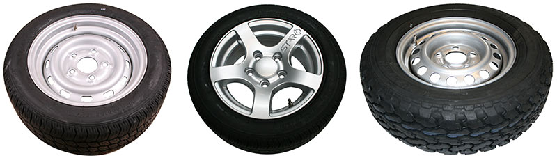 variant trailer tyre e4 rated