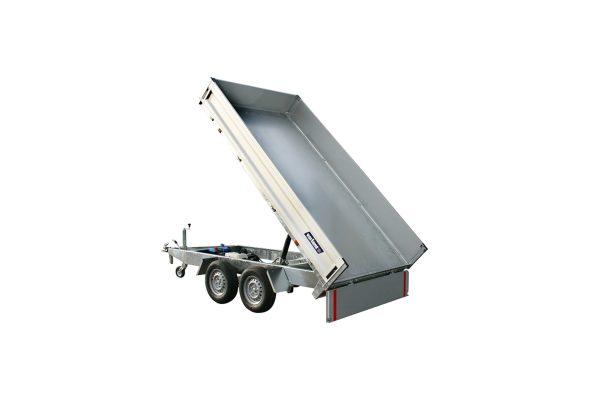 1 way tipper trailer