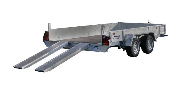 plant tipper trailer